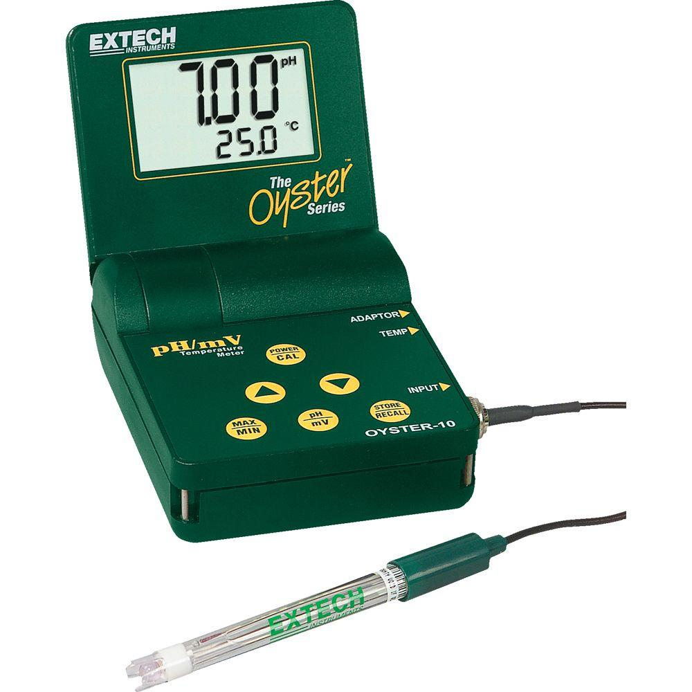 Oyster pH/mV/Temperature Meter